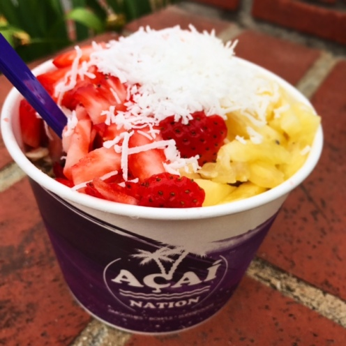 Acai Nation bowl