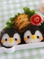 BentoBox PenguinsFood