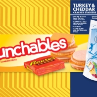 Lunchables with Capri Sun