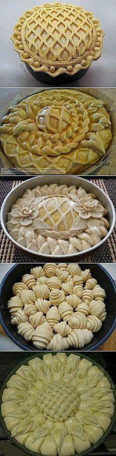 pie decoration wow
