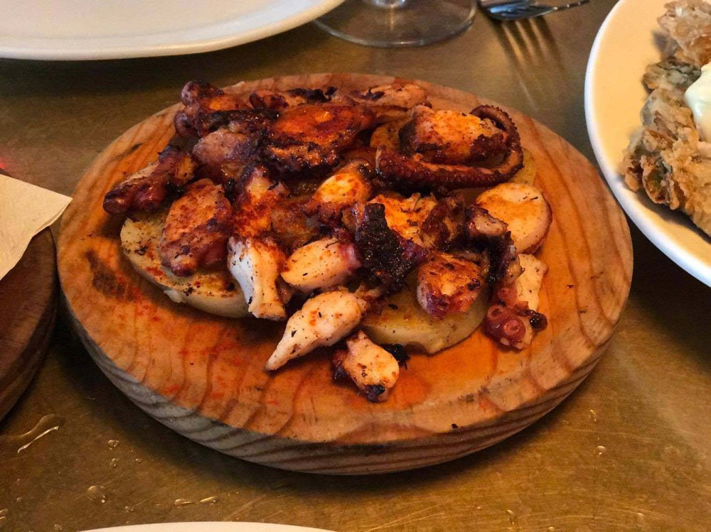 socarrat octopus