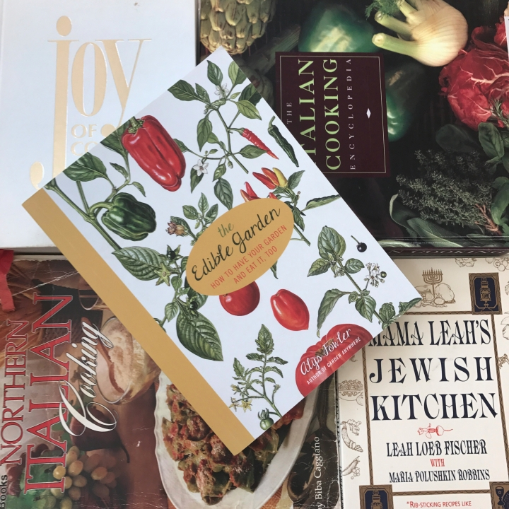 cookbooks that rendered my imagination and inspiration