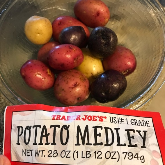 2 Potatoes Medley