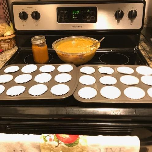 4 Muffin tins II