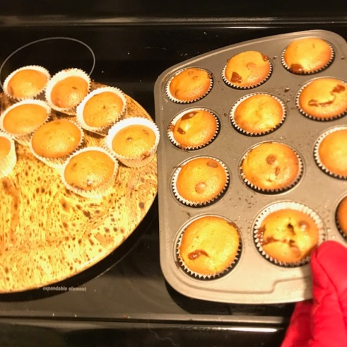 7 Muffins out